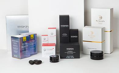 Luxury Premium Skin Care Packaging