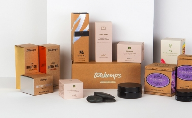 Sustainable Skin Care Packaging