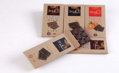 Sustainable Chocolate packaging